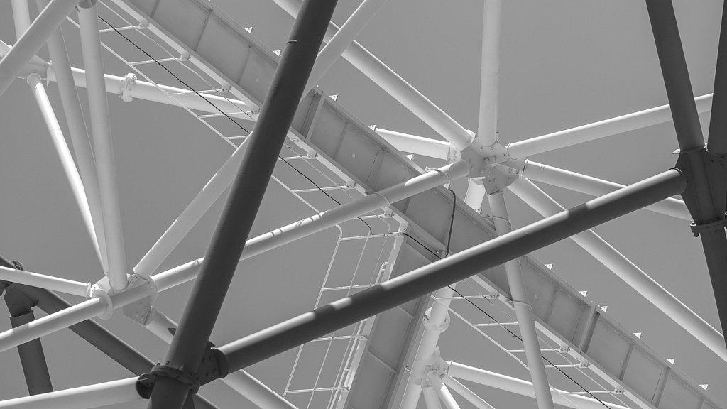 Новая телевизионная башня в Волгограде