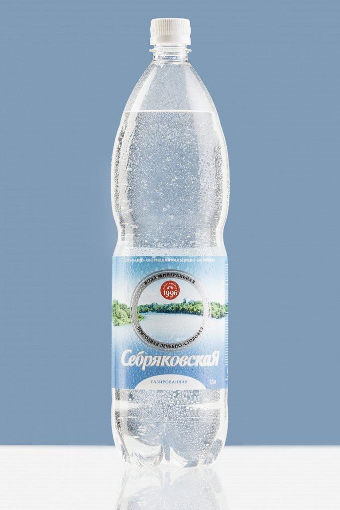 Минеральная вода «Себряковская». Фотосъемка для креативного агентства