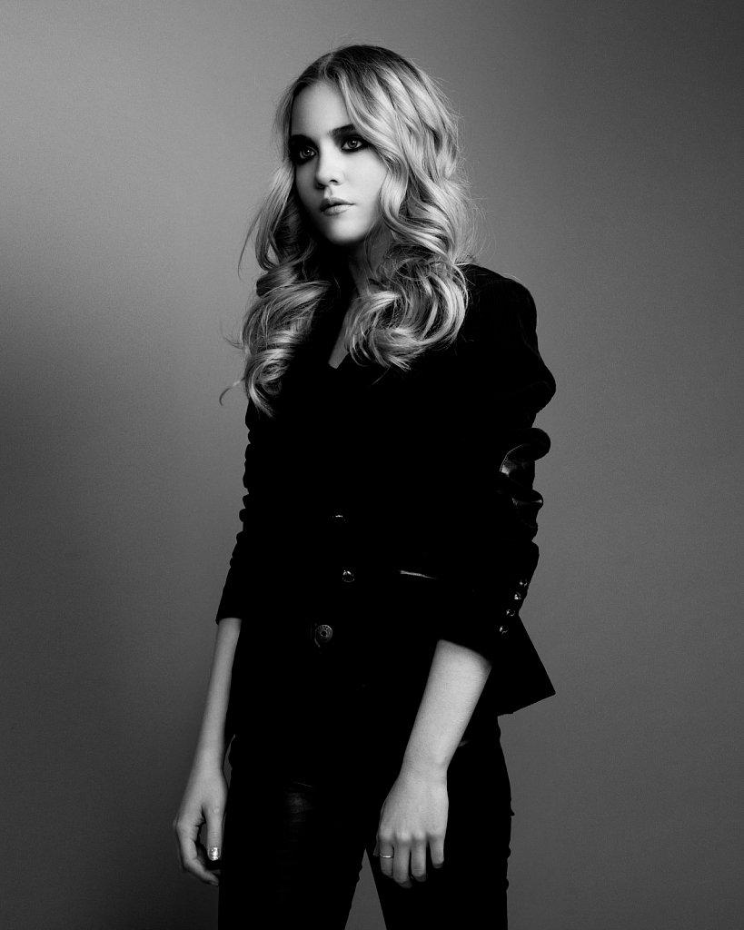 Фотосъемка в стилистике Yves Saint Laurent
