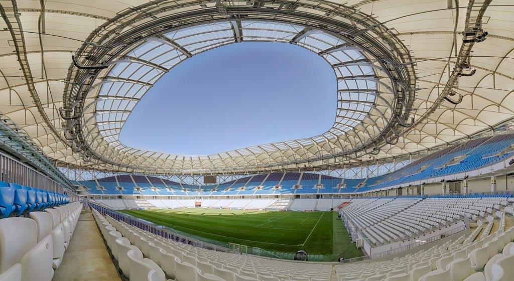 Футбольный стадион Волгоград Арена