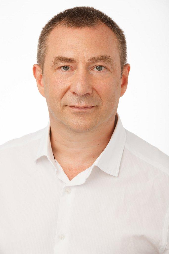 Мужской официальный портрет