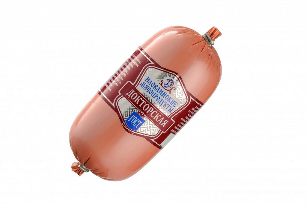 Предметная фотосъемка колбасных изделий для торговой сети. Волгоград