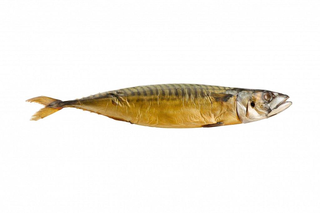 Предметная фотосъемка копченой рыбы для торговой сети. Волгоград