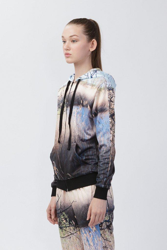 Фотосъемка одежды Волгоград. Женская толстовка